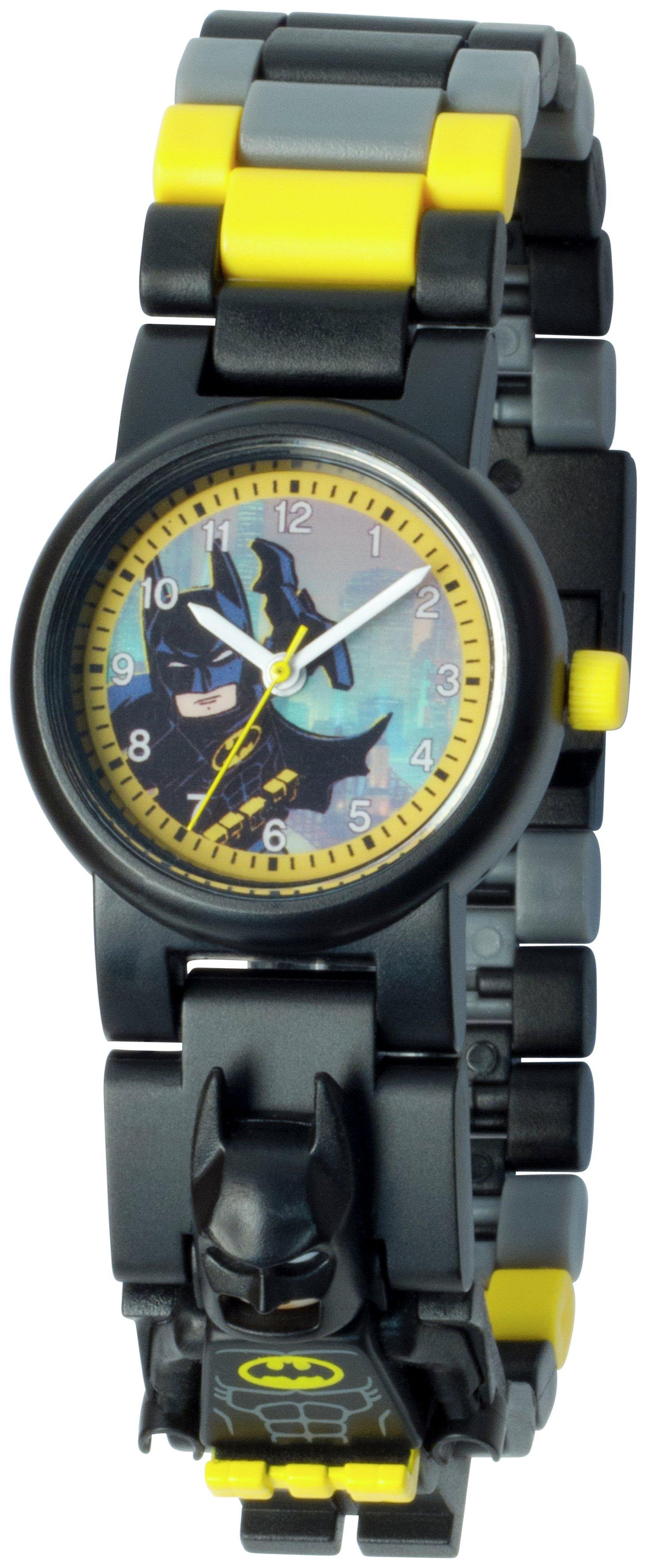 Buy LEGO BATMAN MOVIE Batman Minifigure Link Watch   Kids watches ...