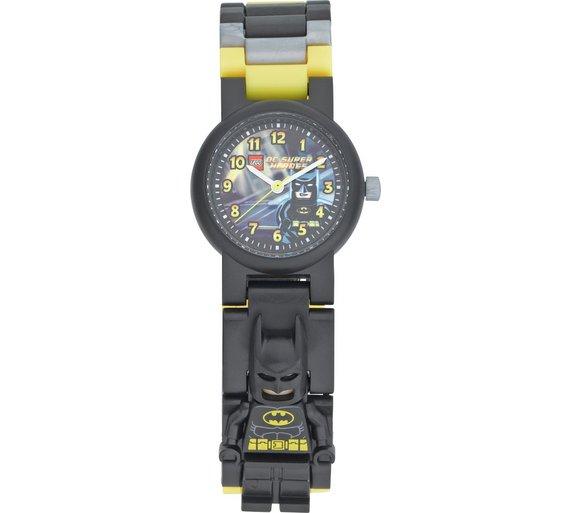 Buy LEGO Plastic Batman Watch at Argos.co.uk - Your Online ...