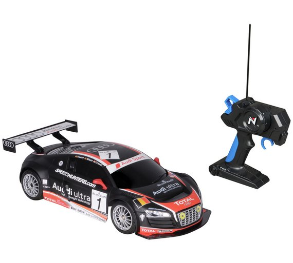 Buy Nikko Audi R Rally Remote Controlled Car Radio Controlled - Audi remote control car