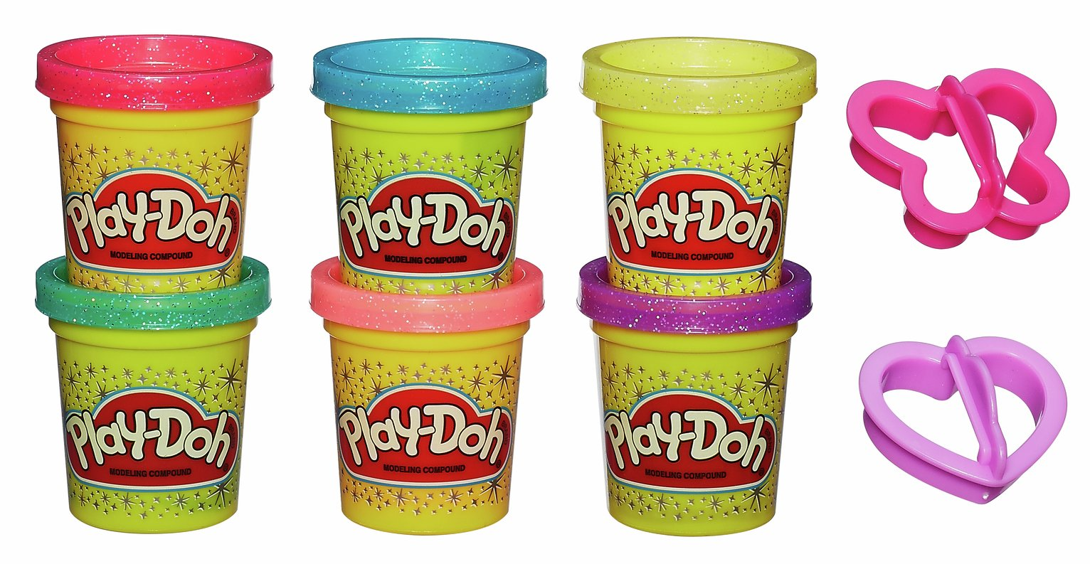 Image of Play-Doh - Sparkle Compound Pack with Accessories