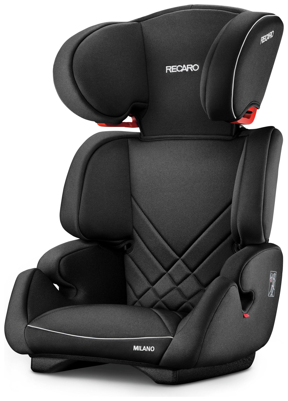 Ean 4031953042805 Recaro Milano Black Child Seat 15 36 Kg 33 80 Lbs Upcitemdb Com