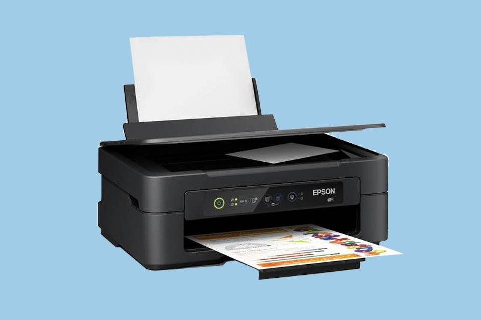 Epson Expression Home XP-2105 Wireless Inkjet Printer.