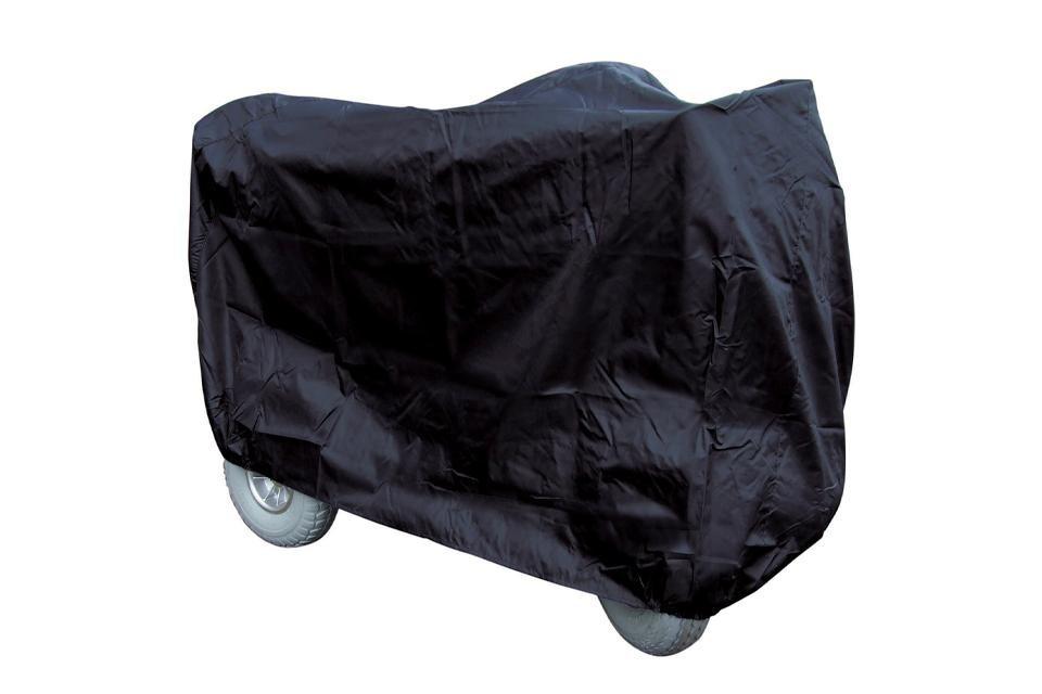 Mobility scooter cover.