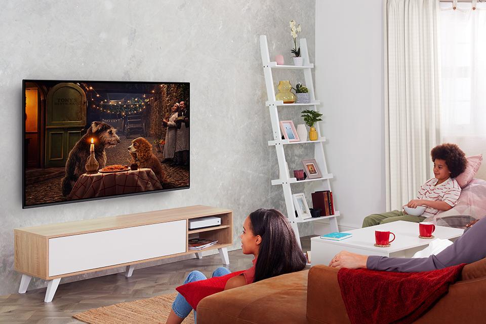 Shop TV's & smart sticks.