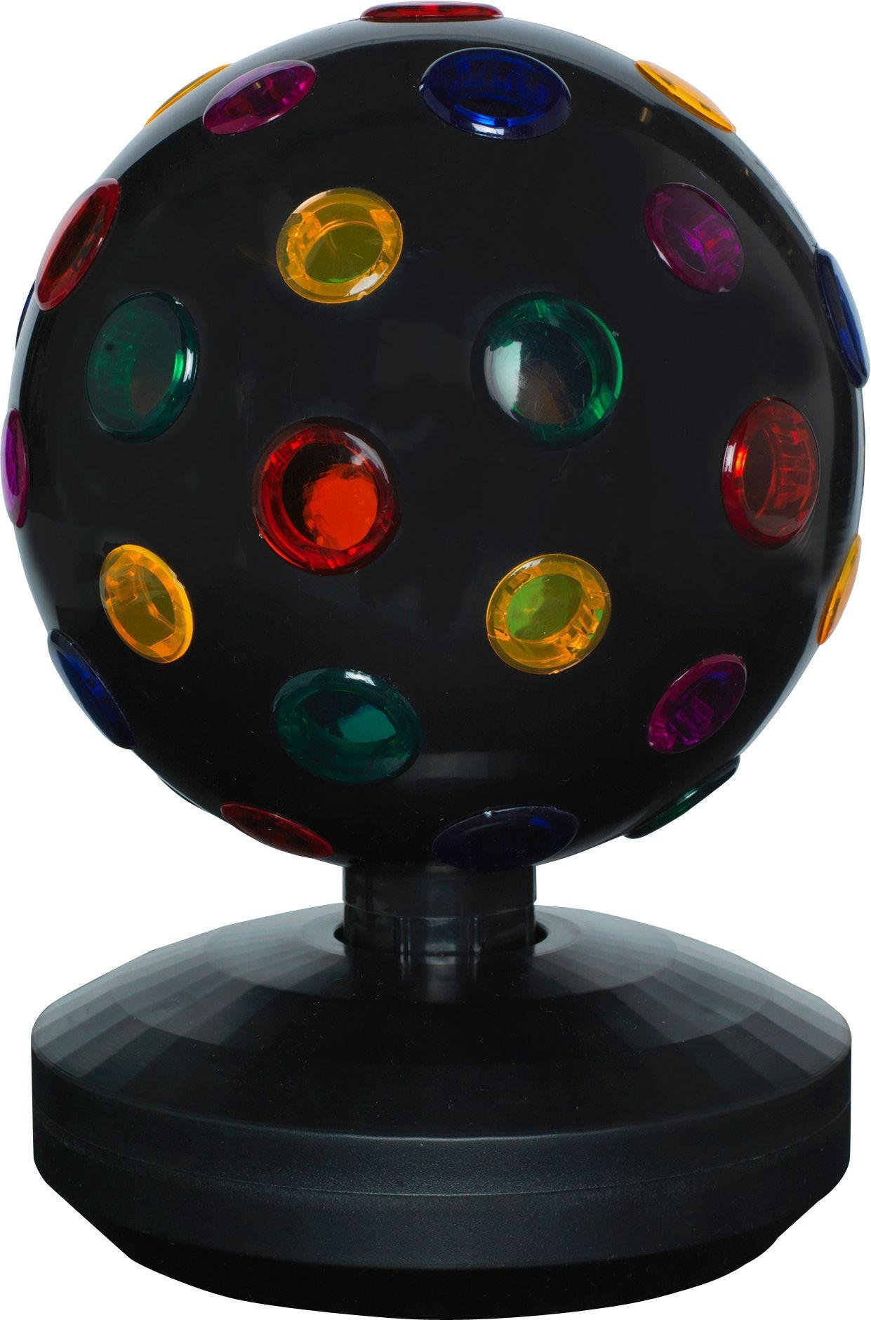 Image of Disco Ball Lamp - Multicoloured