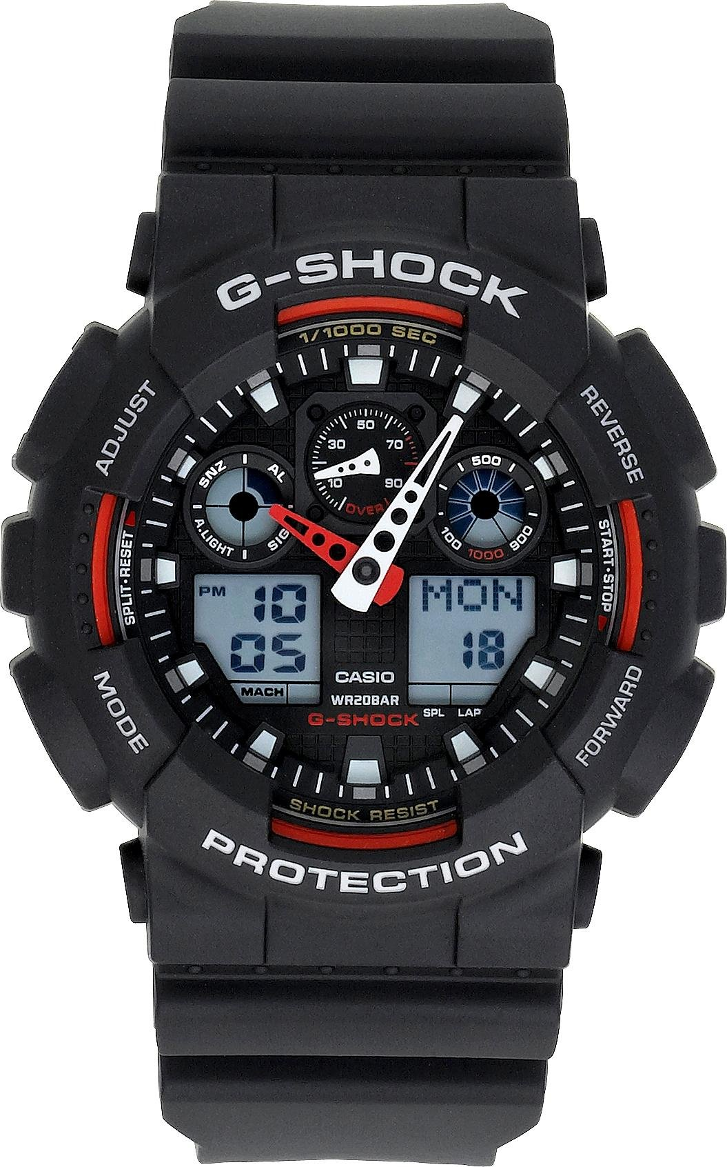 g shock mens watches argos