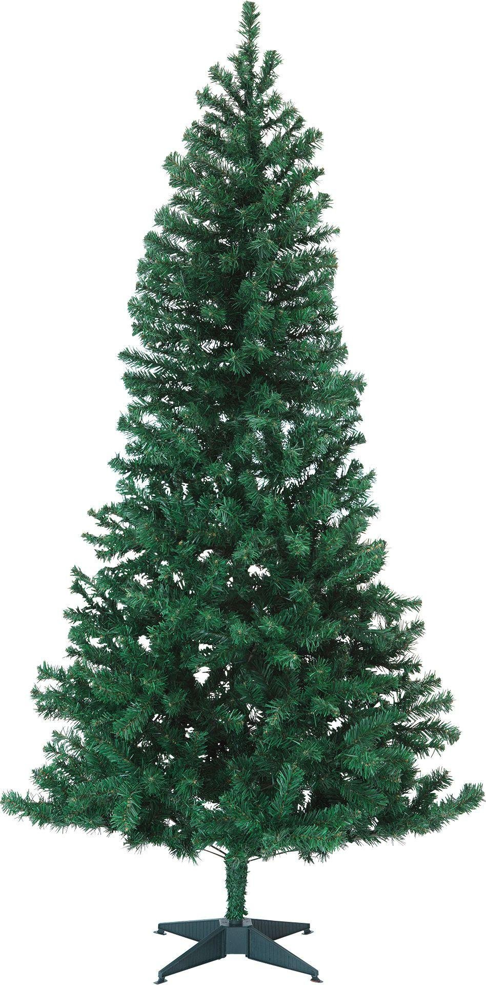 Attractive HOME Imperial 6ft Christmas Tree   Green