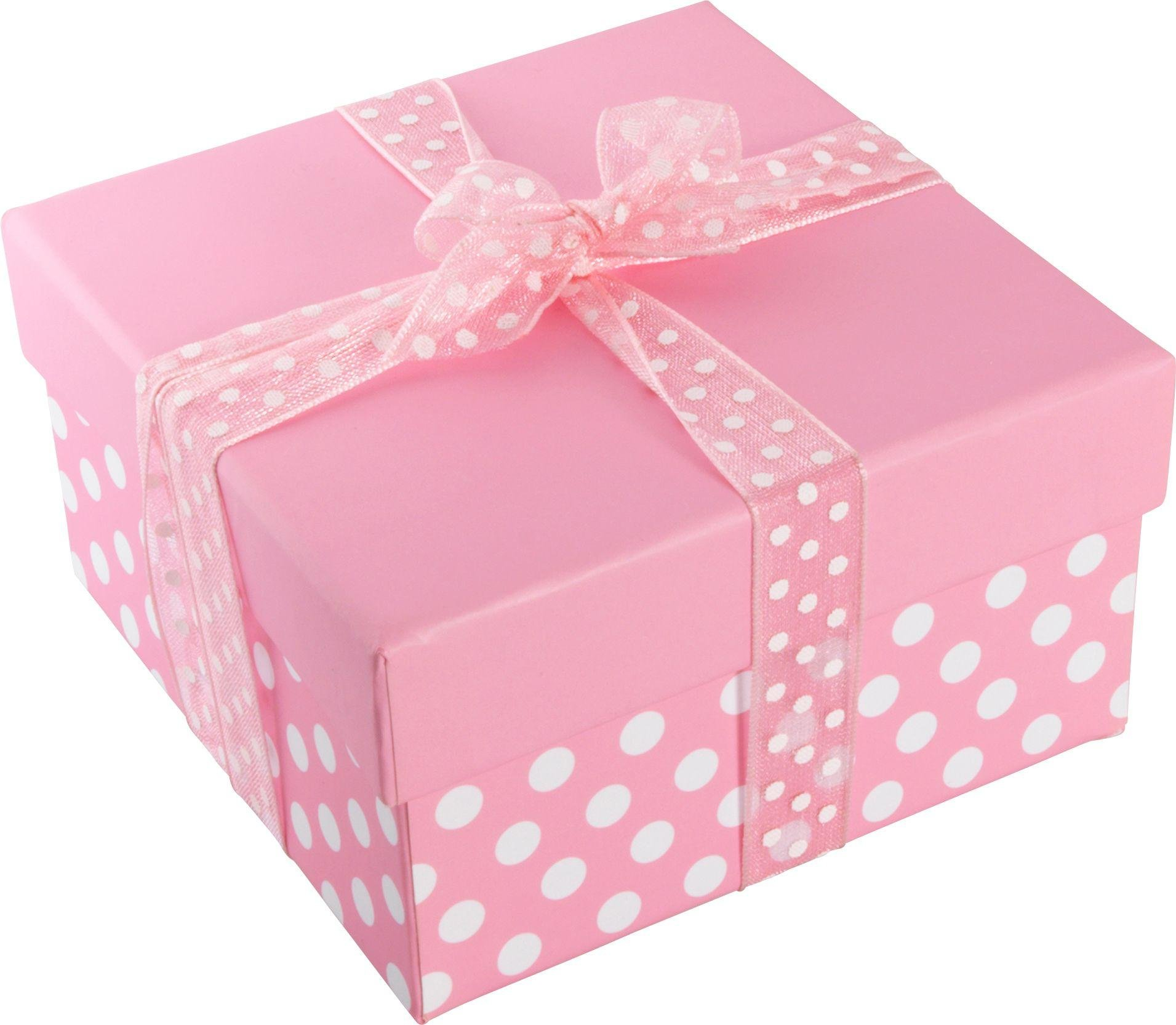 Children's Jewellery Box - Pink
