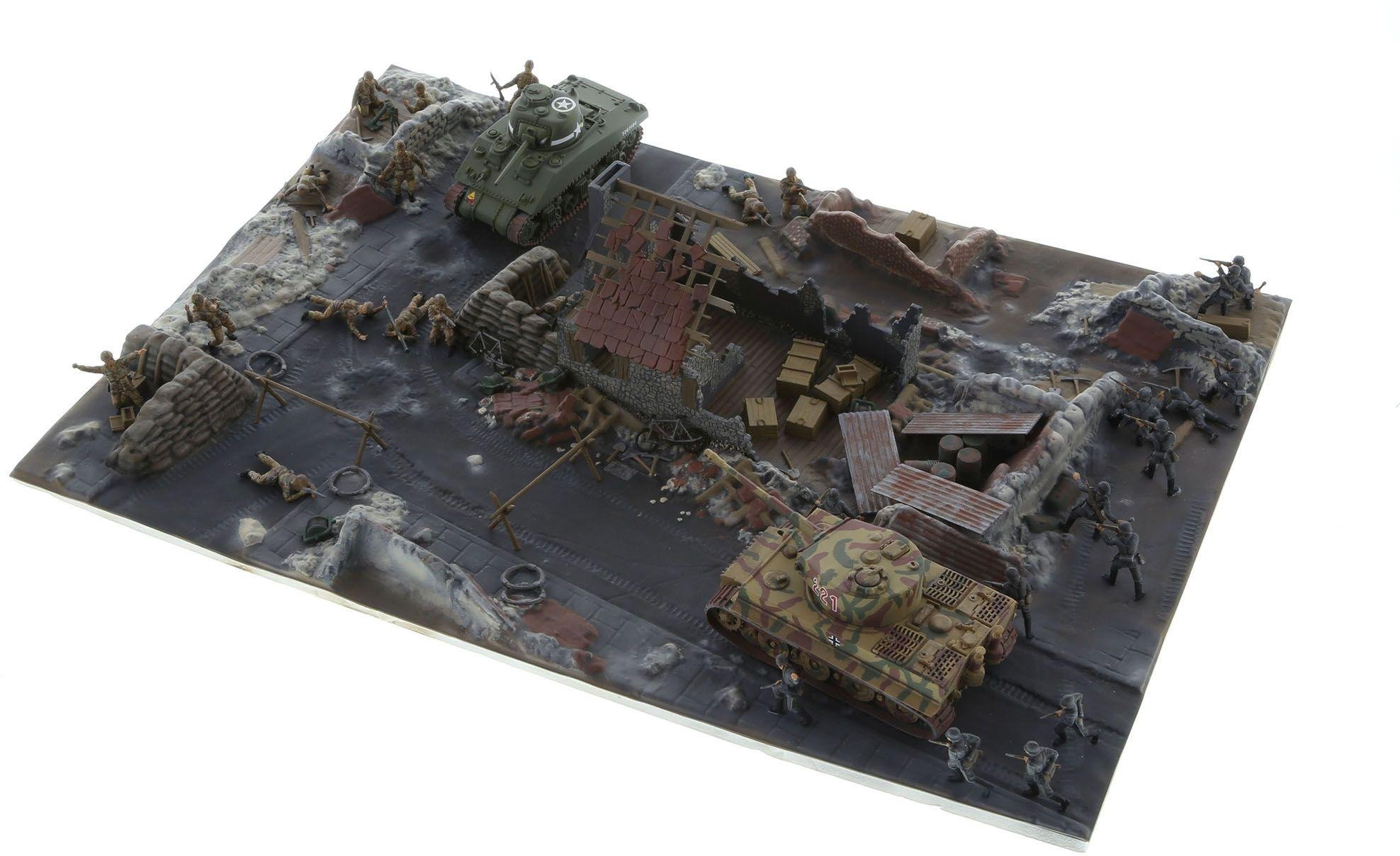 Image of Airfix D-Day Battlefront Model Kit.
