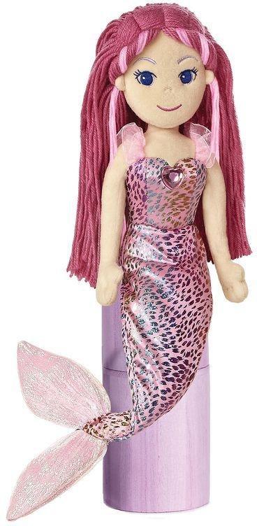 Image of Aurora - World Sea Sparkles Mermaid Maryn - Plush Toy