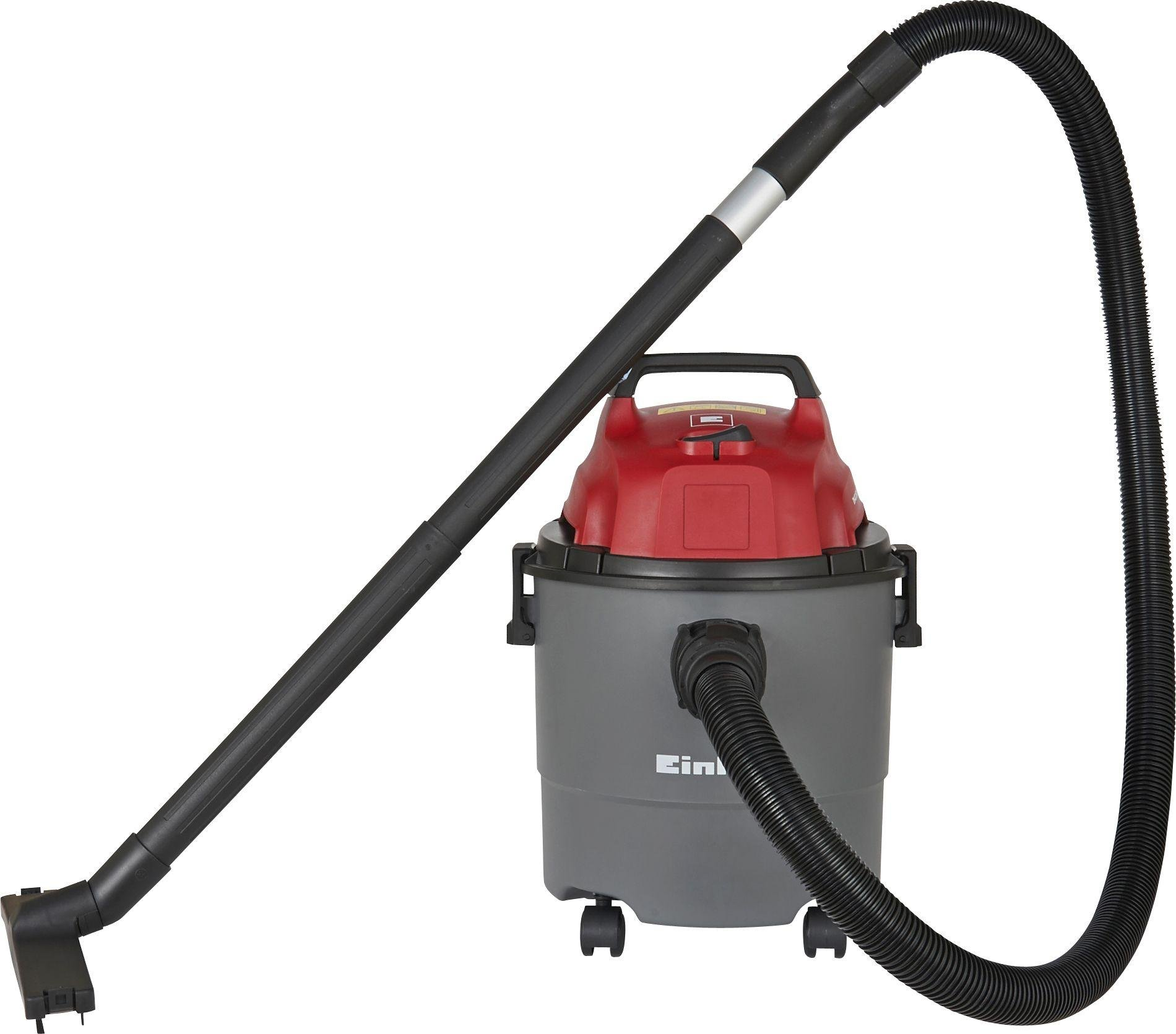 Image of Einhell - 15 Litre - Wet and Dry Vacuum - 1250W