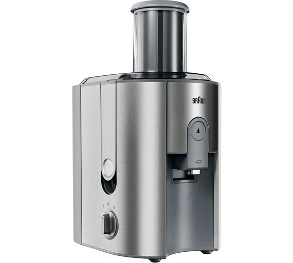 Braun J700 Juicer - Stainless Steel