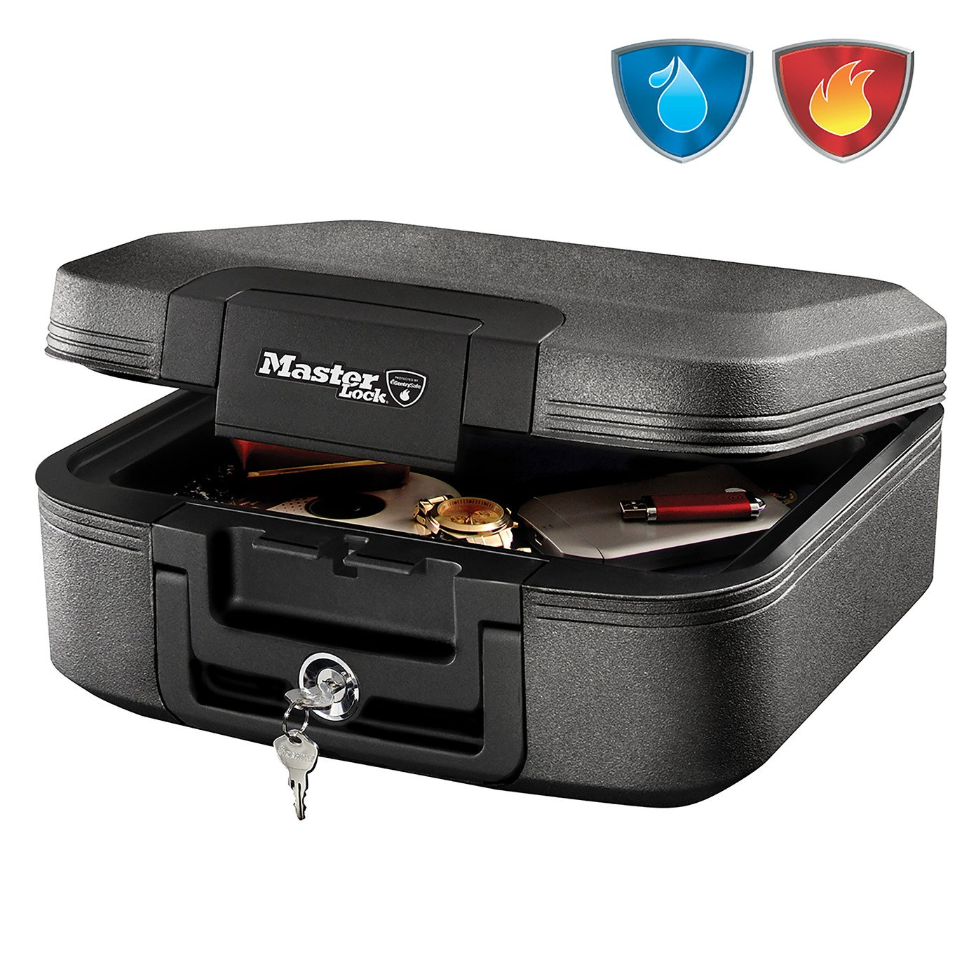 Master Lock A4 Fire Resistant and Waterproof Chest