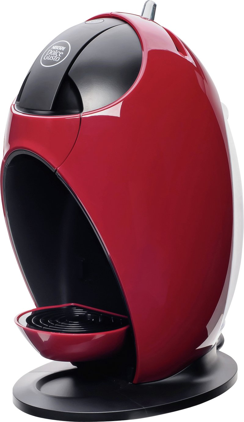 Buy NESCAFE Dolce Gusto Jovia Manual Coffee Machine - Red at Argos.co.uk - Your Online Shop for ...