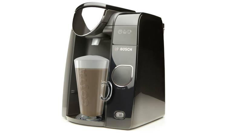 Buy Tassimo By Bosch Joy Pod Coffee Machine Black Coffee Machines Argos