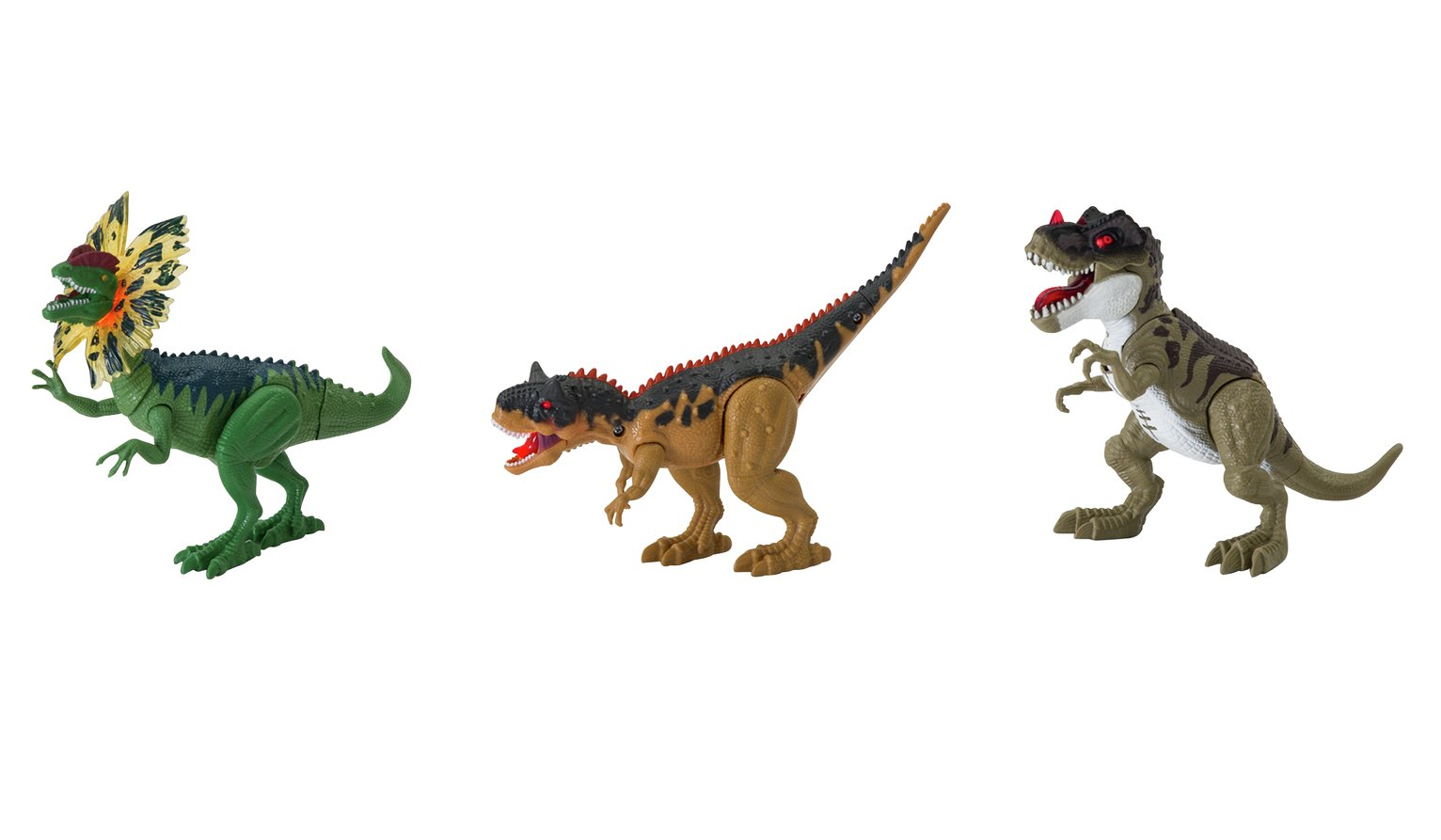 Chad Valley Dinosaur Lights and Sounds Assortment
