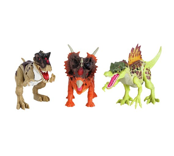Buy Chad Valley Dinosaur Lights And Sounds Assortment At