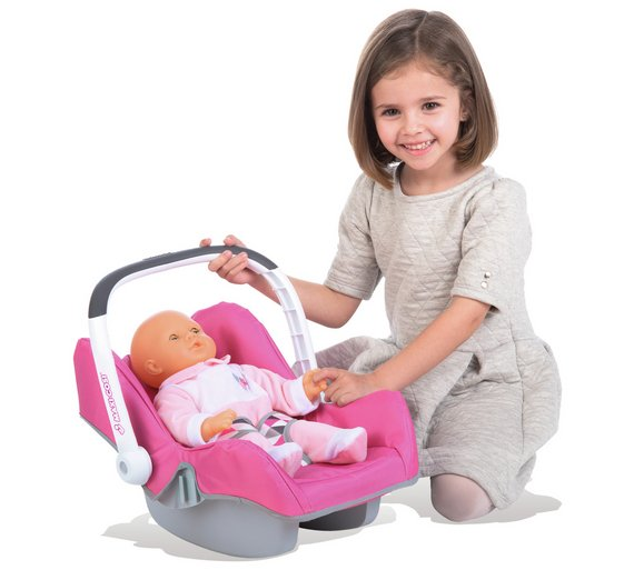 buy maxi cosi dolls car seat doll accessories argos. Black Bedroom Furniture Sets. Home Design Ideas