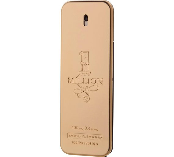 Paco Rabanne 1 Million Eau de Toilette for Men - 100ml
