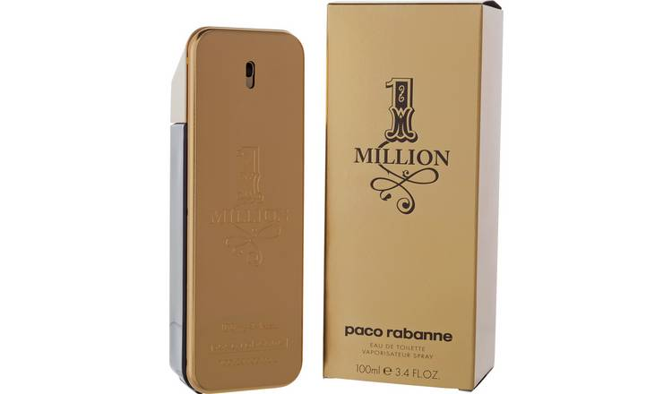 Paco Rabanne 1 Million Eau de Toilette - 100ml