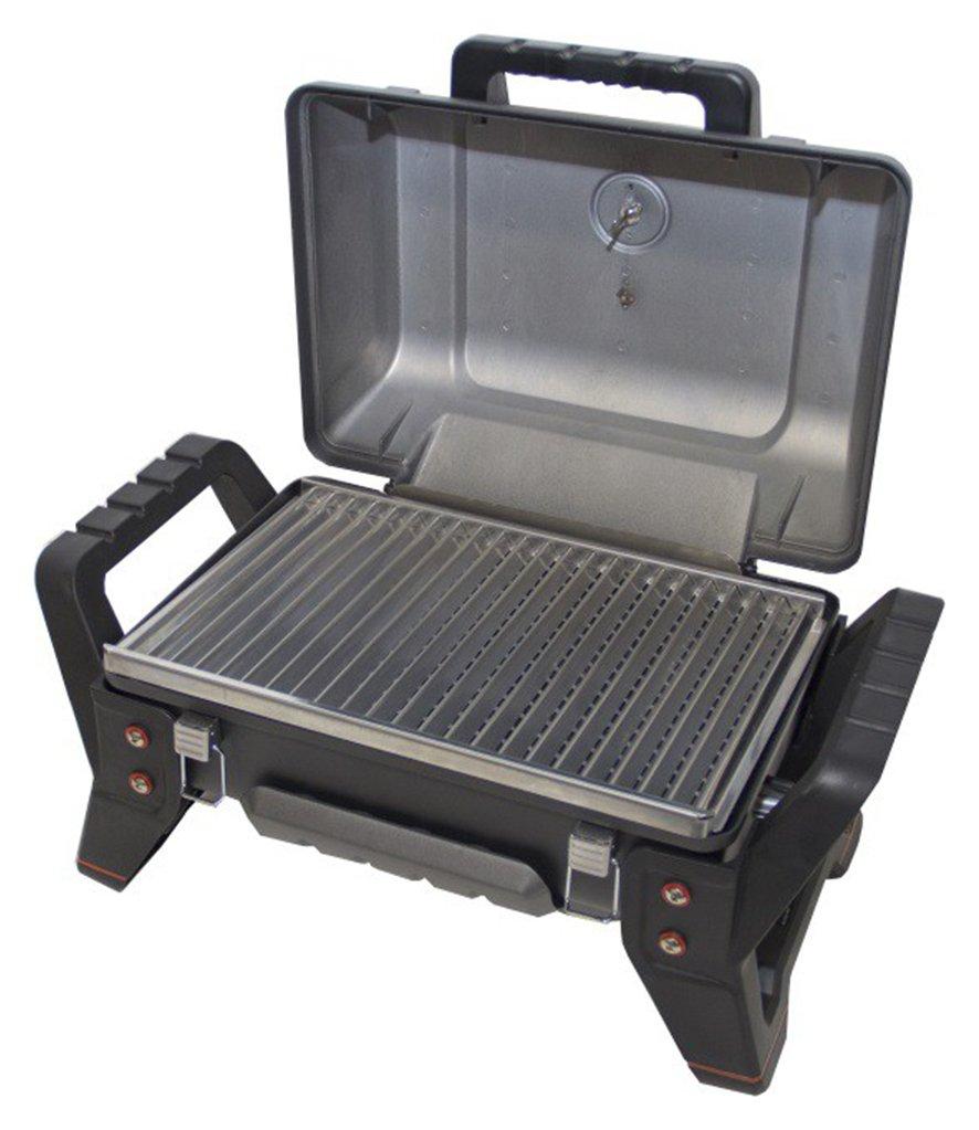 Char-Broil X200 Grill2Go - Portable BBQ Grill, Aluminium