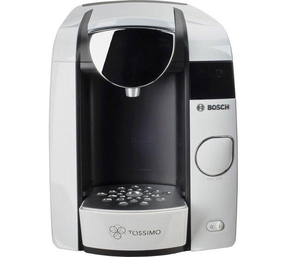 Buy tassimo by bosch t45 joy coffee maker white at argos for Garden maker online