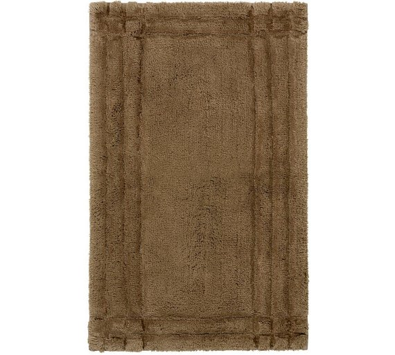 buy christy medium bath mat mocha at your. Black Bedroom Furniture Sets. Home Design Ideas