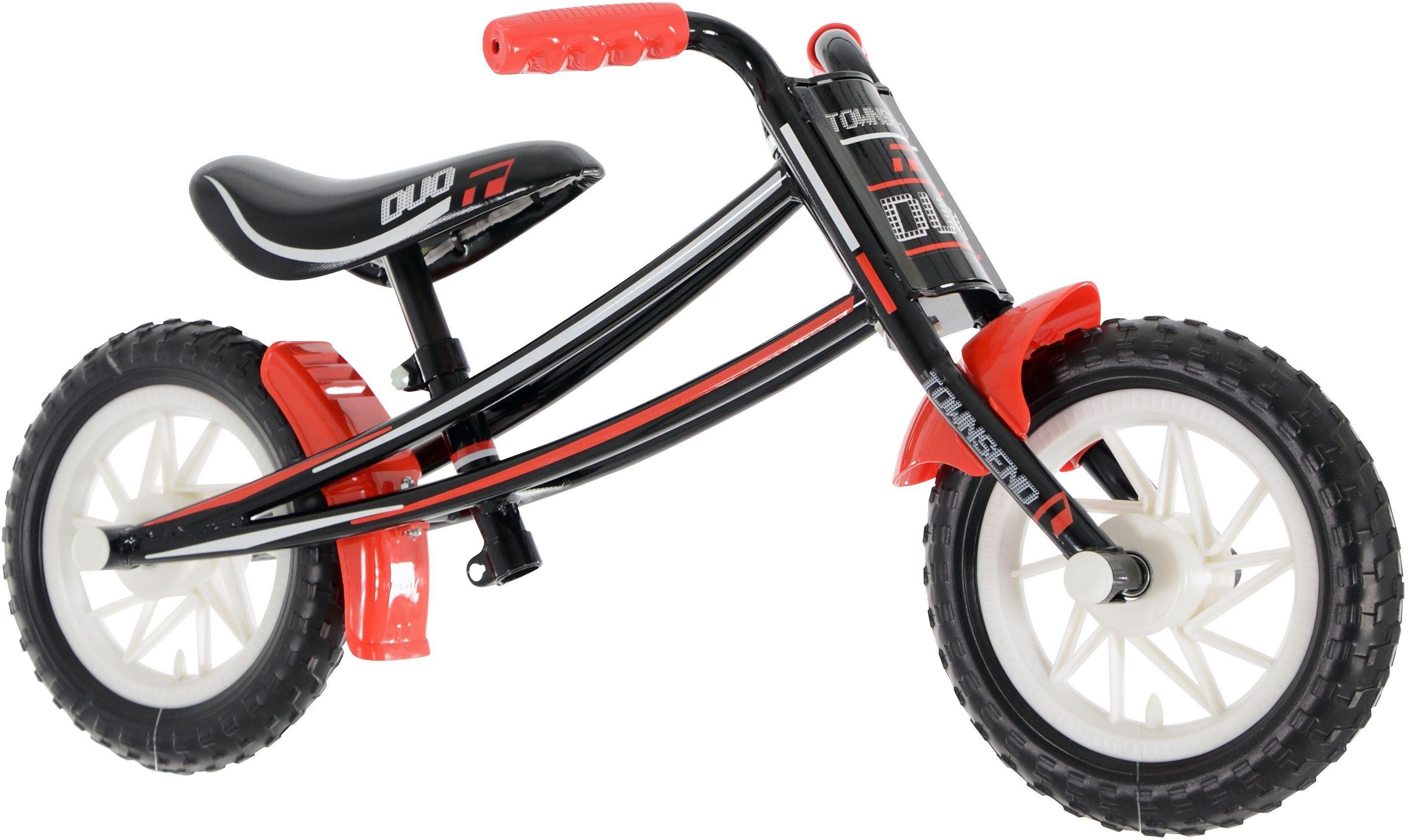 Townsend Duo Red 10 inch Wheel Size Kids Balance Bike