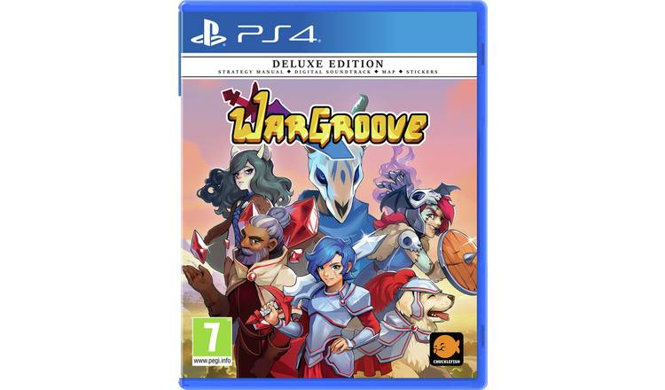Wargroove: Deluxe Edition PS4 Game