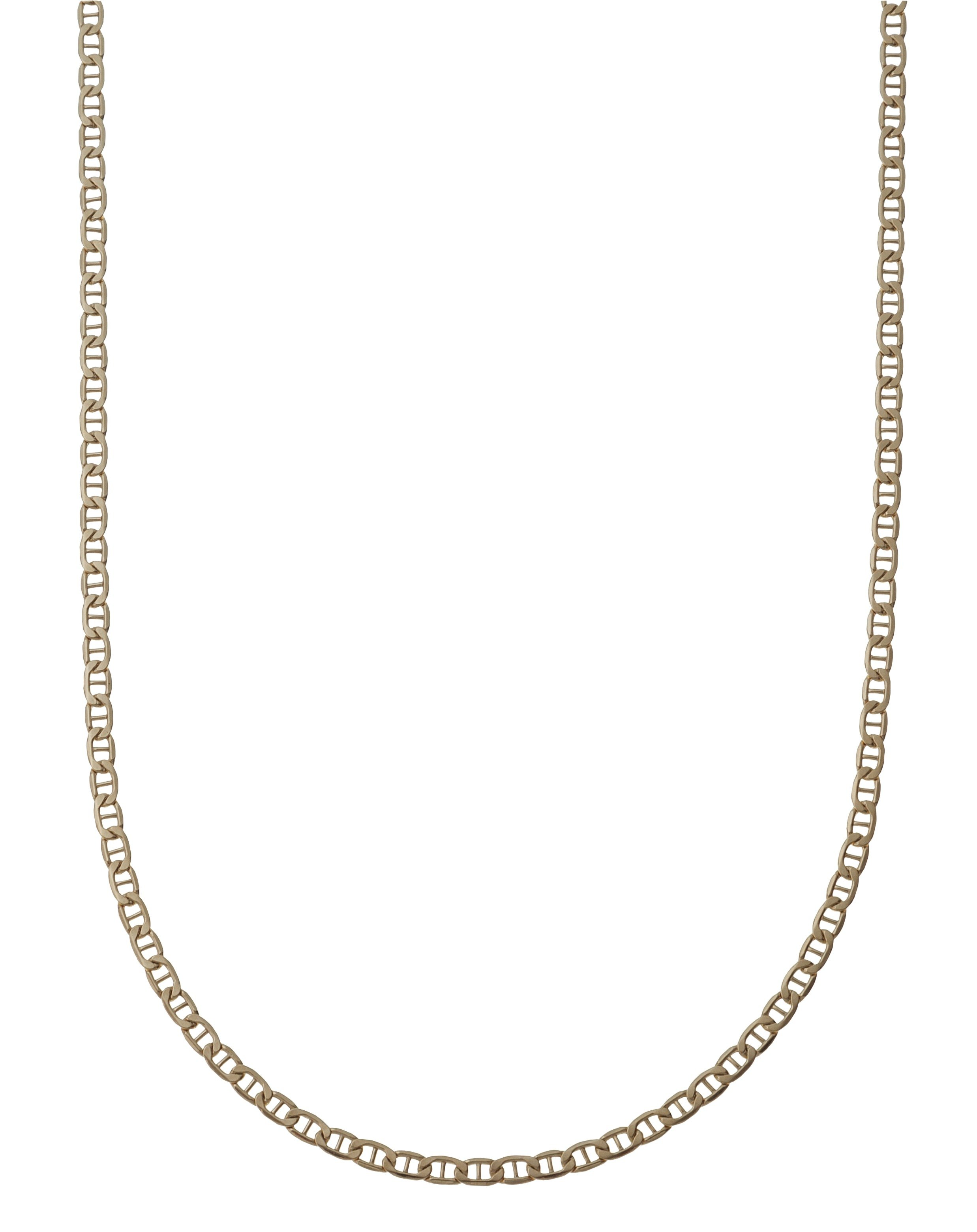 9ct - Gold - Anchor Chain