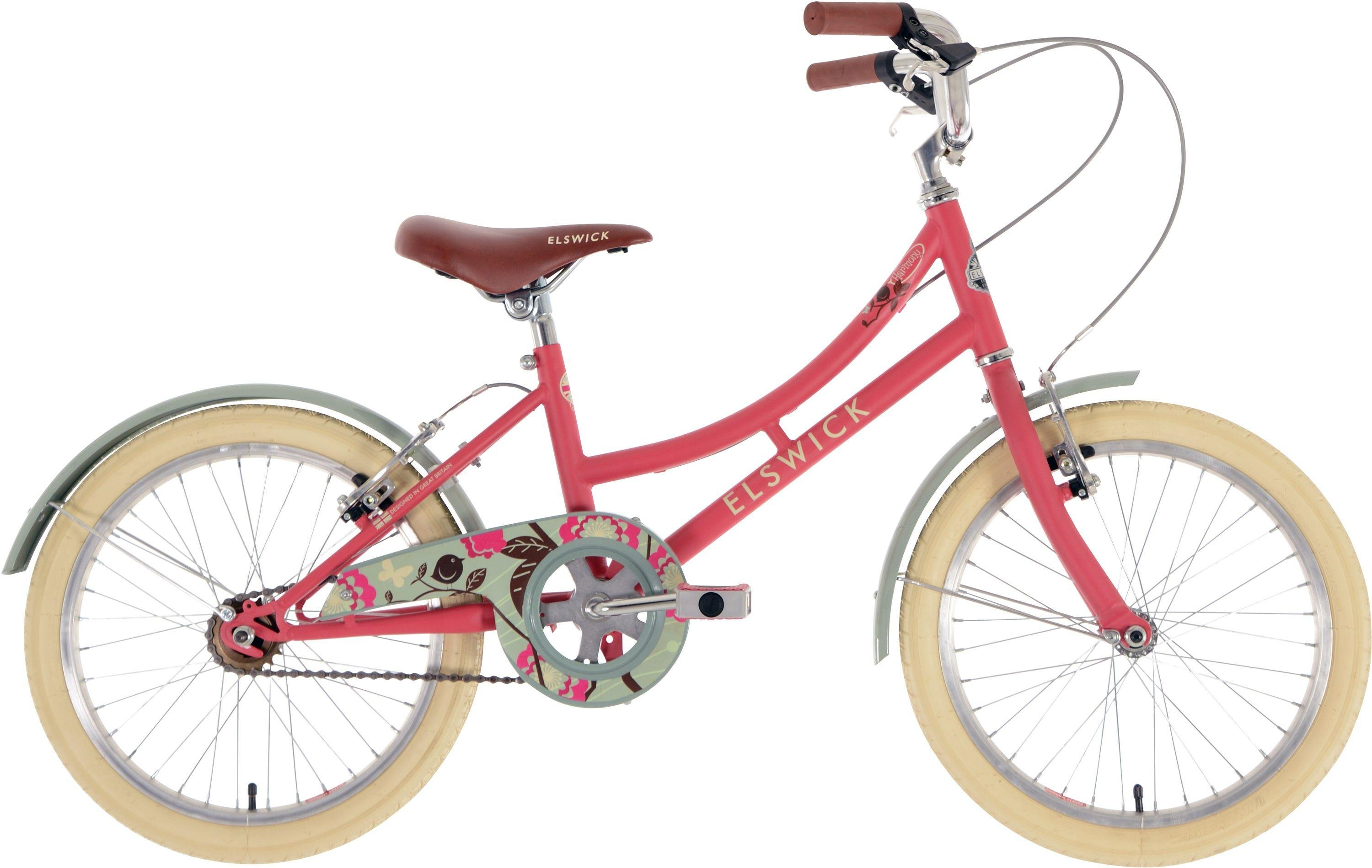 Image of Elswick Harmony Heritage 18 Inch Kids - Bike - Girls