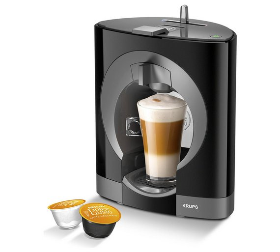 Dolce Gusto Coffee Maker Instructions : Buy NESCAFE Dolce Gusto Oblo Manual Coffee Machine- Black at Argos.co.uk - Your Online Shop for ...