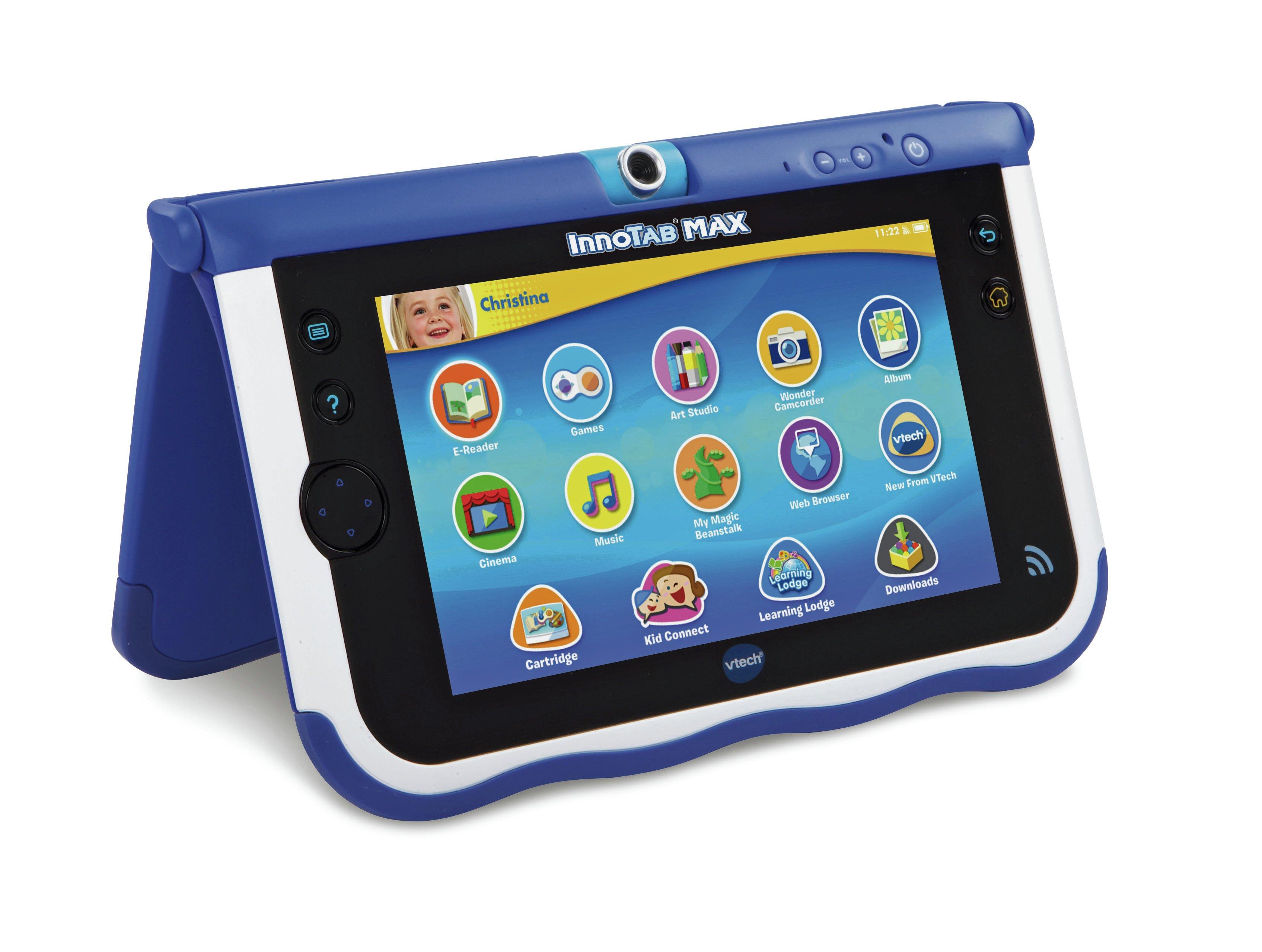 VTech InnoTab Max 7 - Blue