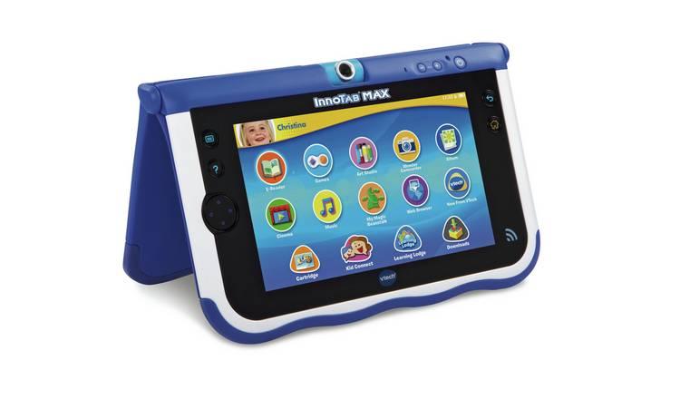 Buy VTech InnoTab Max 7 - Blue  840db9d76a14c