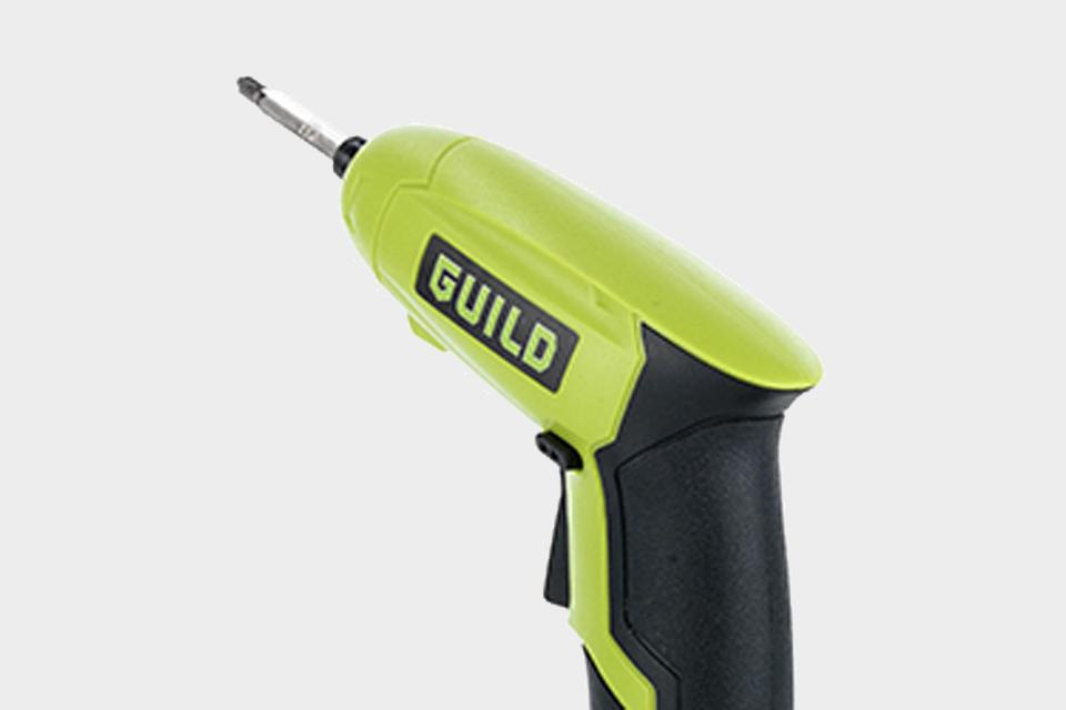 Guild screwdriver.