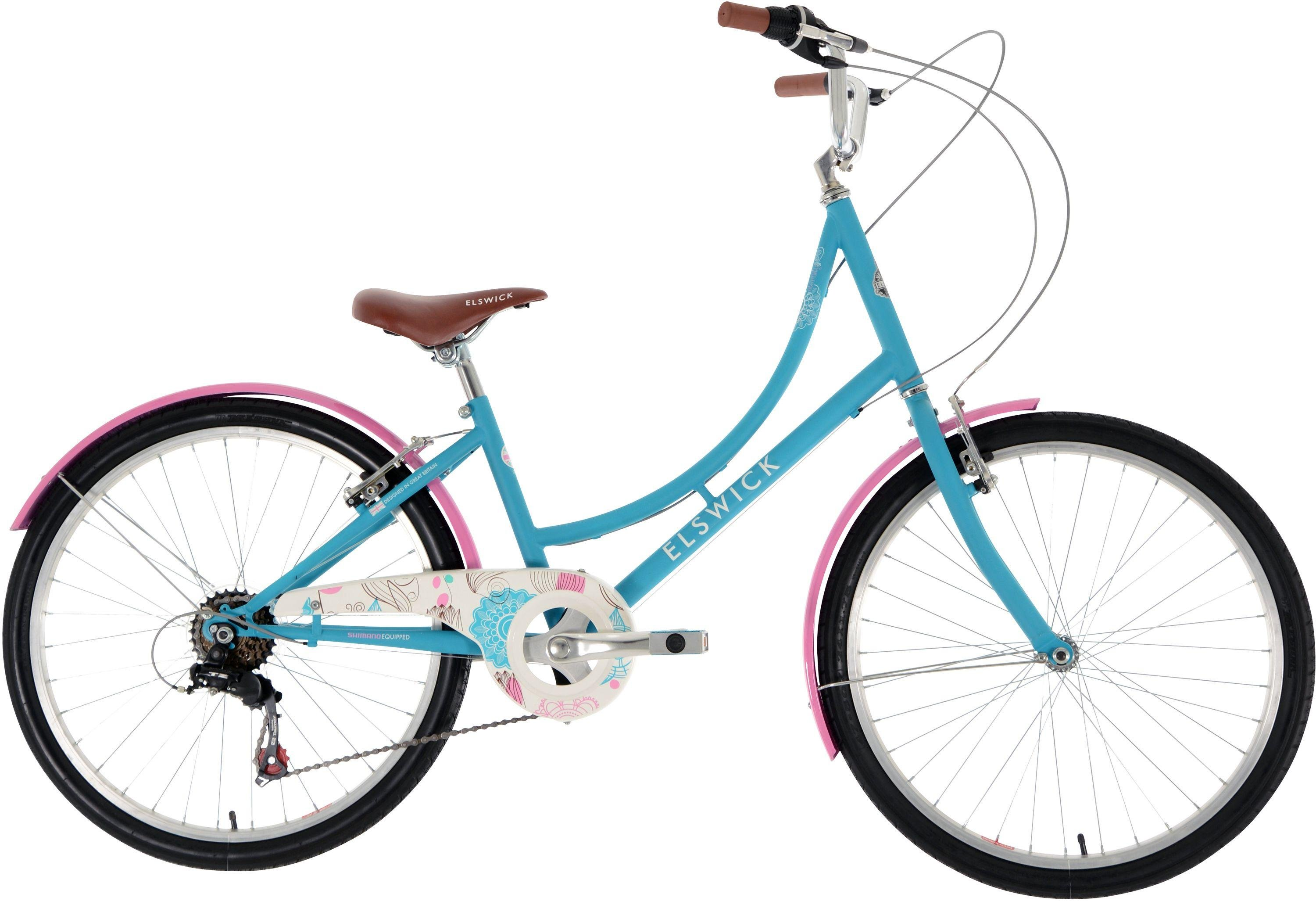 Image of Elswick Eternity Heritage 24 Inch Kids - Bike - Girls