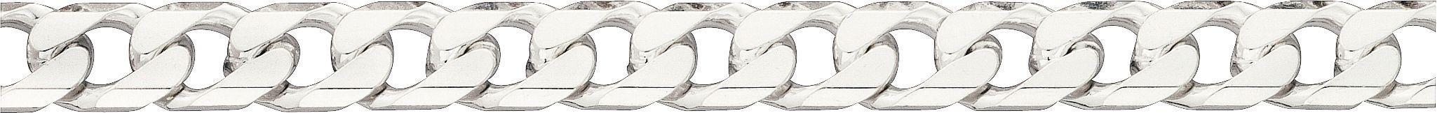 Sterling Silver - Diamond Cut - Curb Chain