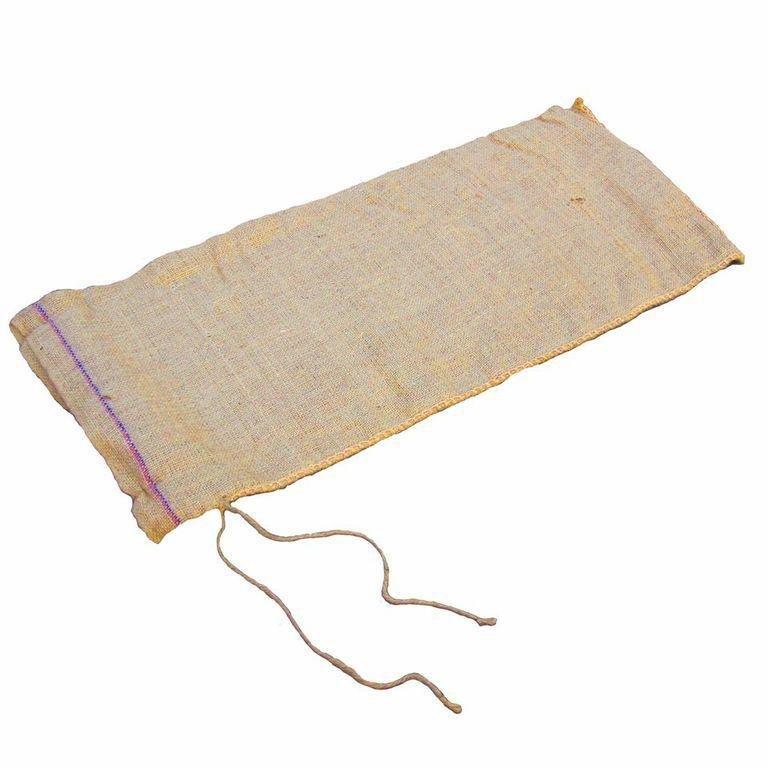 Image of AP Flood Alert Self Tie Hessian Sand Bag - 15 Pack.