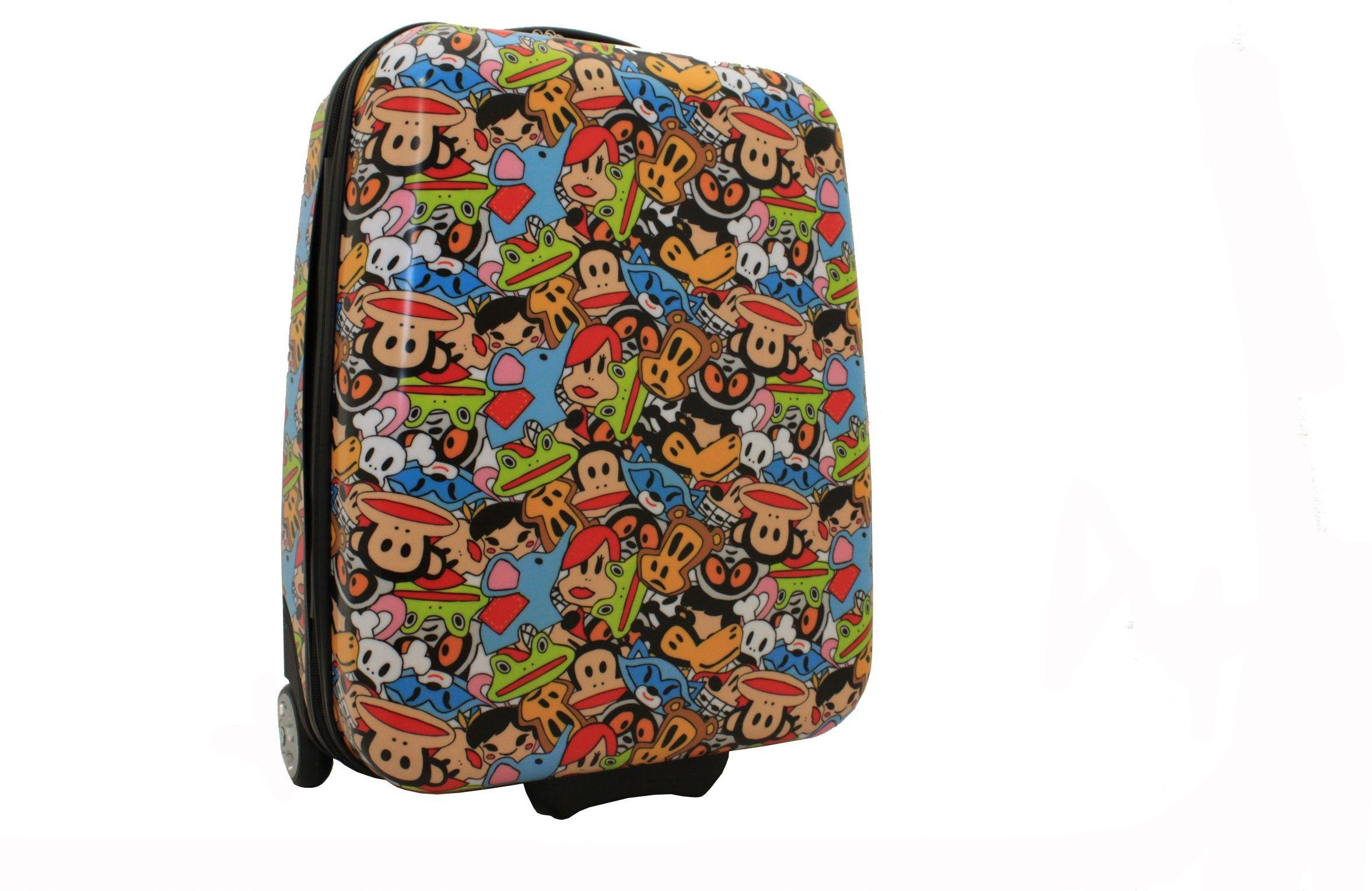 Paul Frank - Julius Monkey Character Cabin Case -Multicoloured lowest price