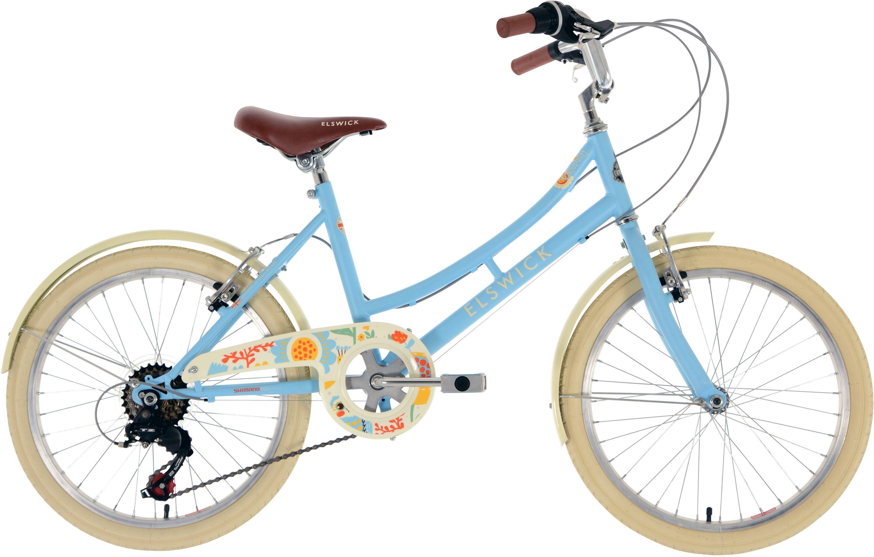 Image of Elswick Cherish Heritage 20 Inch Kids - Bike - Girls