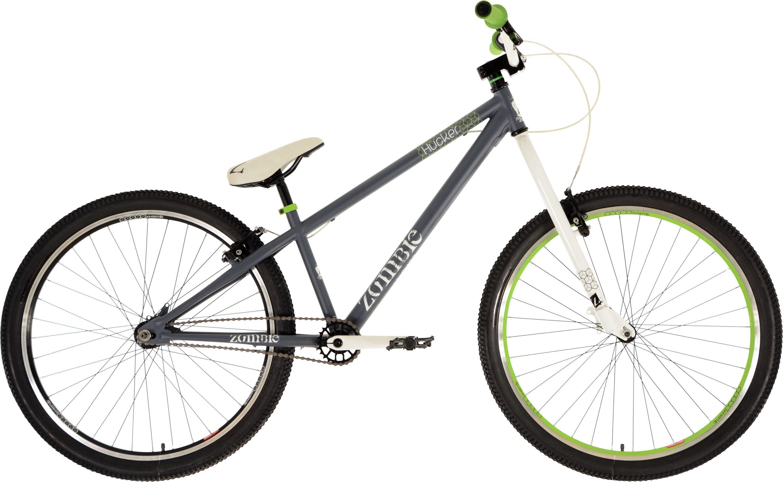 Zombie - Huck Dirt Jump 26 Inch Kids - Bike - Unisex
