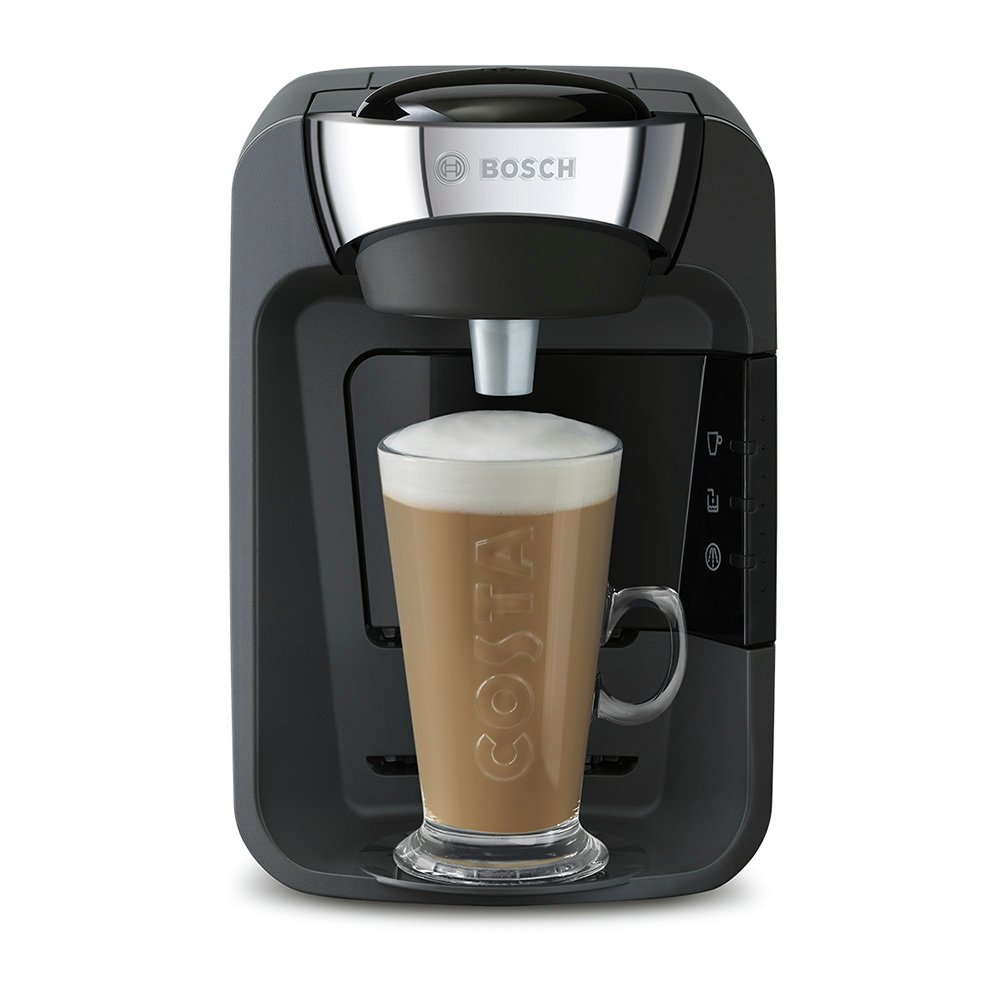 Tassimo by Bosch Suny Coffee Machine - Black