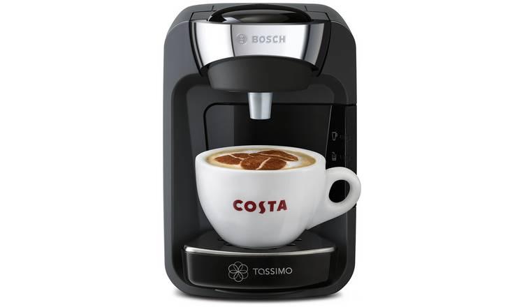 Buy Tassimo by Bosch Suny Pod Coffee Machine Black | Coffee machines | Argos