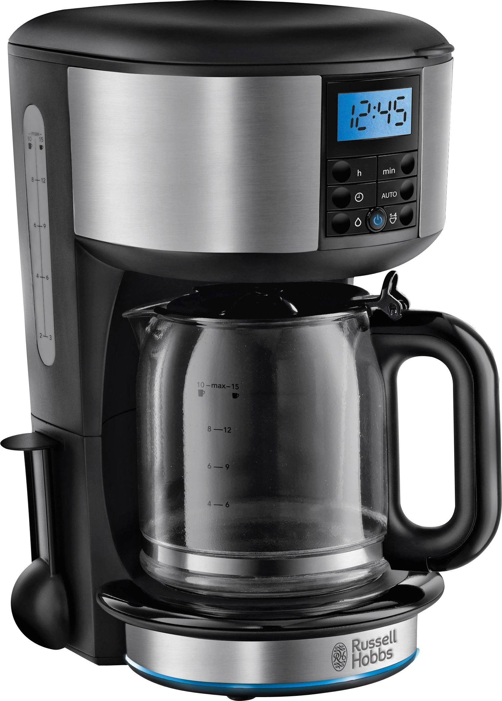 Russell Hobbs - 20680 Buckingham - Coffee Machine ?Stainless Steel