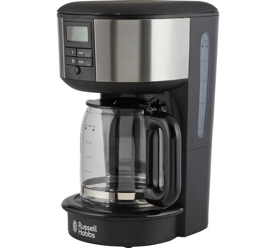 Press Coffee Maker Argos : Buy Russell Hobbs 20680 Buckingham Coffee Maker Stainless Steel at Argos.co.uk - Your Online ...