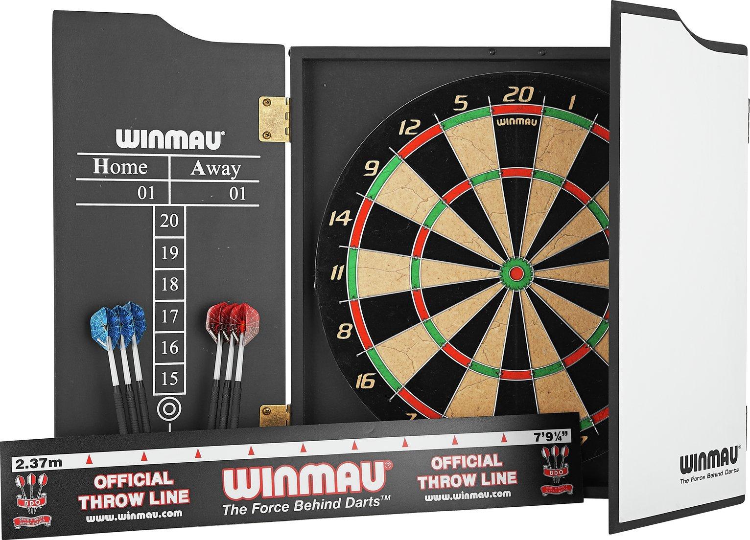 Winmau Rebel Darts Set lowest price