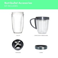 NutriBullet - Deluxe Upgrade Accessory Kit