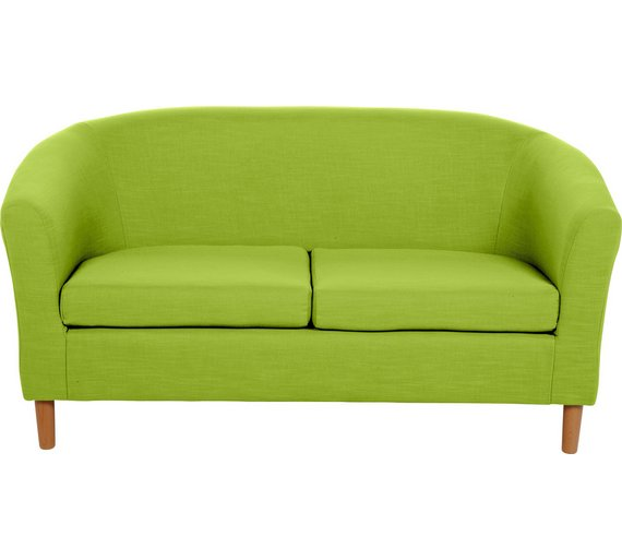 Apple Living Room Specialist: Buy ColourMatch 2 Seater Fabric Tub Sofa