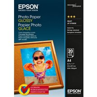Epson A4 Photo Paper (8715946384252)