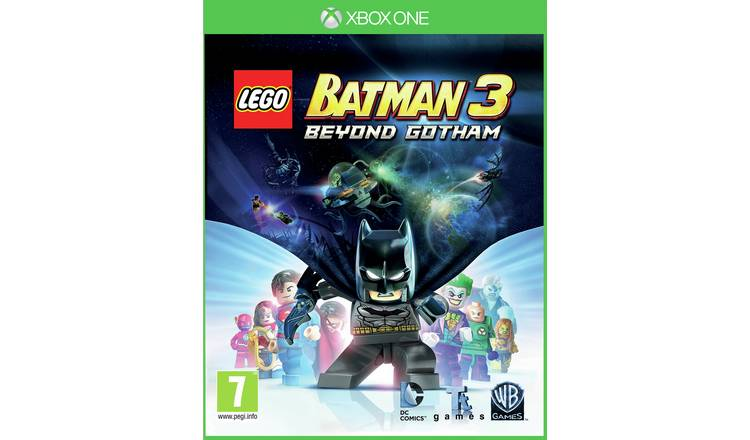 LEGO Batman 3 Xbox One Game